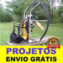 Projeto Paraglider Parapente Paramotor Ultraleve Promoção
