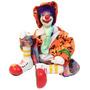 Kit 12 Palhaços Cartola Em Porcelana Decoração Festas 3004