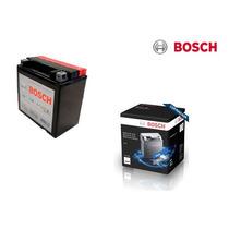 Bateria De Moto Bosch Em Gel Honda Nxr 150 Bros Es /esd
