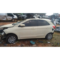 Sucata Ford Ka 3cc 2015 Rs Peças