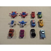 Coleção Carros - Disney - 12 Peças
