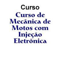 Curso Mecânica ,elétrica E Injeção De Motos 5 Dvds Completo