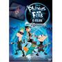 Dvd Phineas E Ferb O Filme