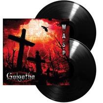W.a.s.p. Golgotha Black Vinyl