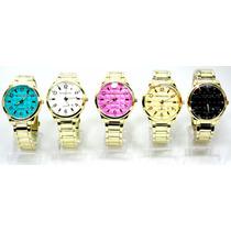Relógio Feminino Michael Kors Várias Cores Promoção !!!
