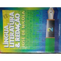 Livro Língua, Literatura & Redação 2 - José De Nicola