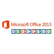 Pacote Office 2013 Pro Plus - X32 / X64 Chave/key + Brinde