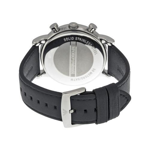 a59c20787d7 ... b1e43f8c4ab Relógio Emporio Armani Ar1828 Original + Caixa + 3 Anos De  G. Preço R ...