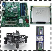 Kit Placa Mãe Core I5 650 3.2 Ghz +4 Gb Com Garantia