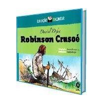 Livro - Robinson Crusoe - Coleção Recontar - Ilustrado