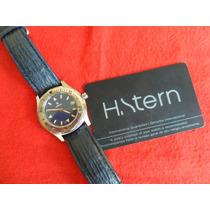 H.stern - Original - Sapphire Crystal - Swiss Made - Raro!!!