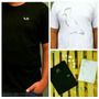 Kit 8 Camisetas Reserva Masculina Estampada Básica Promoção