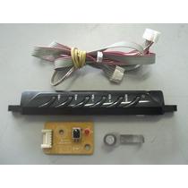 Placa Comandos + Teclado + Sensor Tv Philco Ph32c Lcd Dtv