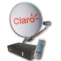 Kit Completo Claro Tv Livre C2 / C4 Brasilsat
