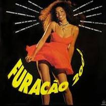 Funk Black Dance Rap Hip Cd Furacão 2000 A Dama De Vermelho