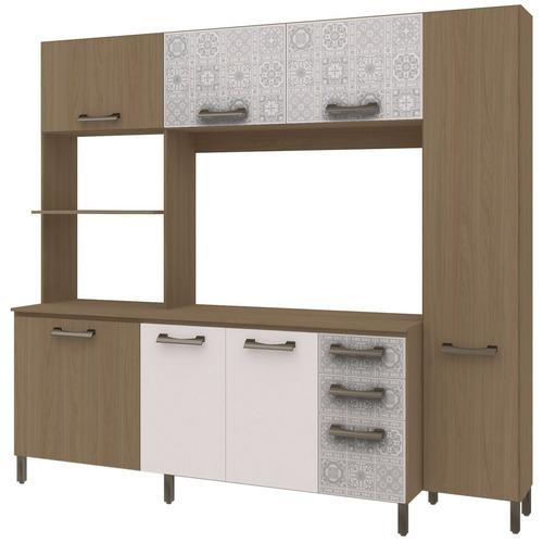 Cozinha Compacta Kappesberg E780 Espaço Para Forno