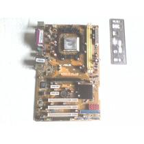 Kit Placa Mãe Asus M2n-x Plus Ddr2 Amd2 + Process Sata Pciex