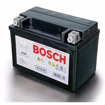 Bateria Moto Bosch Btx8-bs Honda Vt 600c Shadow 2002 -2006