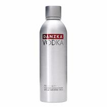 Vodka Dinamarquesa Danzka Alumínio 1 Litro