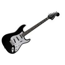 Guitarra Fender 032 1603 Squier Black Chrome Stratocaster