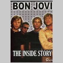Bon Jovi The Inside Story Dvd Importado Novo Lacrado