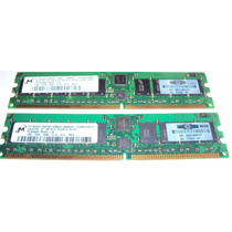 2 Pentes Memoria Para Servidor Micron Pc3200r Ddr1 1gb