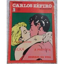Sacanagens De Carlos Zéfiro Em Quadrinhos Vol. 1 - Press