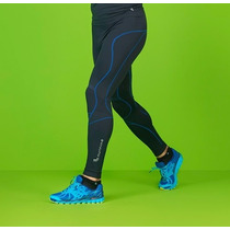 Calça Compressão Masculina Lupo Running Tech Run