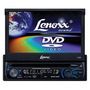 Dvd Player Automotivo Lenoxx Tela 7 Retratil Usb Mp3 Sd Card