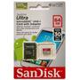 Cartão Micro Sdhc 64gb Ultra Sd Sandisk Classe 10 *lacrado*