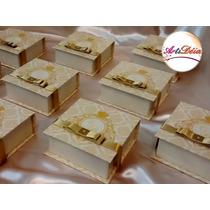 Convite De Casamento, Convite Box Personalizado P/ Padrinho