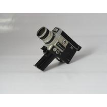 Antiga Filmadora Canon Auto Zoom 518 Sv Super 8- Decorativa
