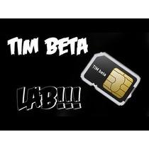 Ativação Tim_beta - Todas Areas - Frete Grátis - Beta_lab