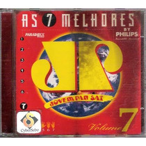 Cd As Sete Melhores Jovem Pan - Volume 7