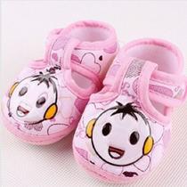 Sapato Sapatinho Bebê Maternidade Rosa Recém Nascido