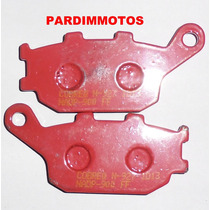 Pastilhas Tras Cb300/xre300 Hornet Nc Abs Bandit R1 R6