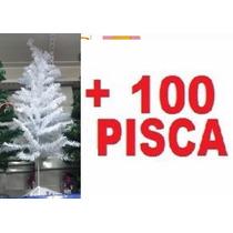 Árvore De Natal 1,20 Metros Promoção Imbativel