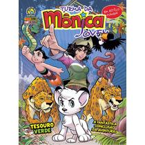Revista Turma Da Monica Jovem Numero 44 Nova