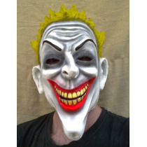 Máscara Coringa (artesanal Em Látex)