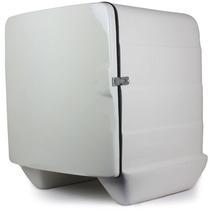 Bau Para Moto De Entrega De Pizza Gigante 117 Litros Branco