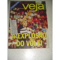 Revista Veja 1247 Olimpiada Negrão Volei Sampaio 1992 Fretgr