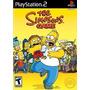 Patch Jogo Ps2 The Simpsons Frete Grátis