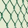 Tela Alambrado 3 F 14 Revestido Em Pvc - Verde - H 1,00