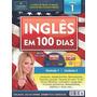 Curso De Ingl�s Em 100 Dias completo 15 Volumes