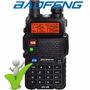 Rádio Dual Band Baofeng Uv-5r 136-174/400-520 Parcele Cartão