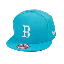Boné New Era Snapback Boston Red Sox Azul