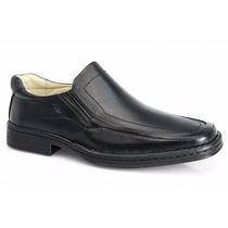 Sapato Social Rafarillo Mais Conforto Couro - Lojas Dridenis