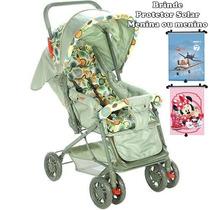 Carrinho De Bebê Funny - Verde - Voyage