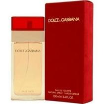 Perfume Feminino Dolce & Gabbana Red 100ml Vermelho Original