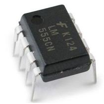 Lm555 Ne555 Temporizador Multivibrador.